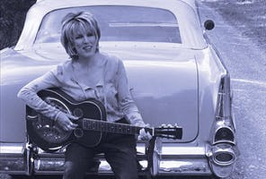 LUCINDA WILLIAMS and her band BUICK 6