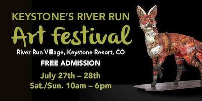 4th Annual Keystone River Run Village Art Festival