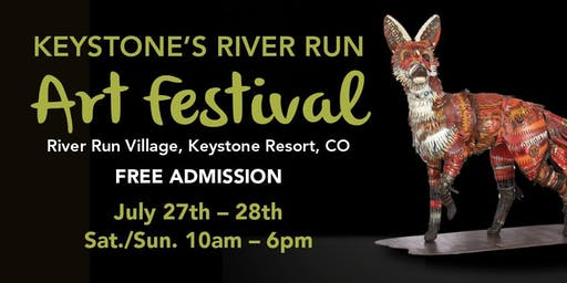 4th Annual Keystone River Run Village Art Festival