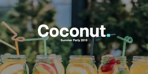 Coconut Summer Party