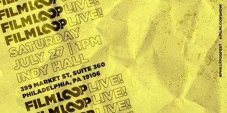 Film Loop Live Show & After-Party tickets