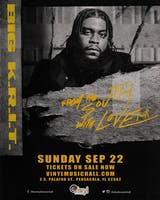 BIG K.R.I.T. – From The South With Love Tour