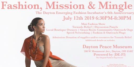 Fashion, Mission & Mingle: (DE-FI)'s 6th Anniversary
