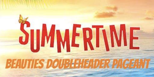 Summertime Beauties Doubleheader