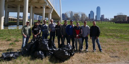Trinity River Volunteer Day: Plastic for Donuts