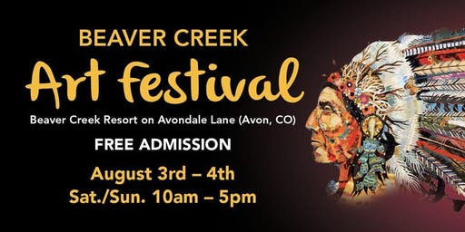 32nd Annual Beaver Creek Art Festival