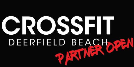 CrossFit Deerfield Beach Partner Open tickets