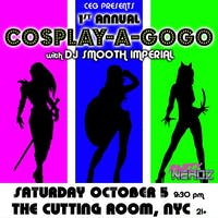 1st Annual Cosplay A-Go-Go Dance Party