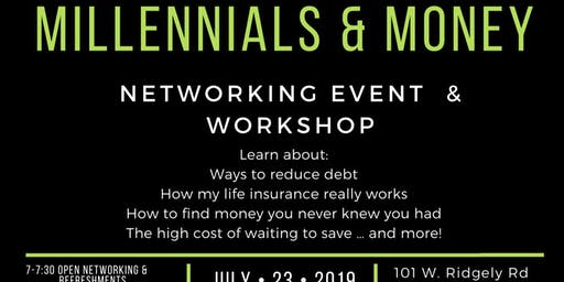 Millennials & Money Networking Event