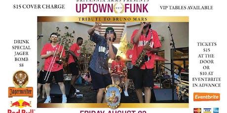 Uptown Funk tickets