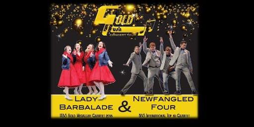 Gold Rush Concert Tour - Metropole Ballroom, Cork
