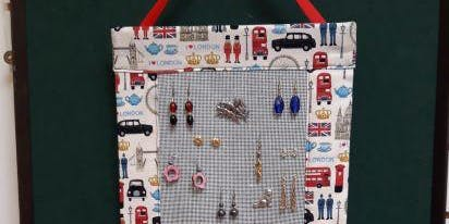 Jewellery Wall Hanging Workshop