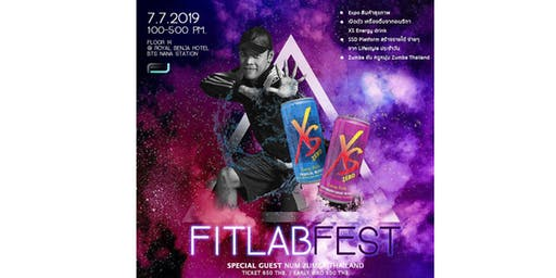 FITLAB FEST ft. Num Zumba