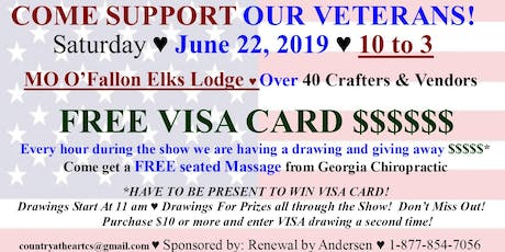 2nd Hot Time At The Craft & Vendor Show tickets