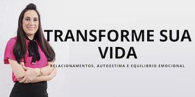 Palestra Gratuíta Transformação Radical com Lú Freire