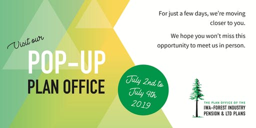 Pop-up Plan Office: Clearwater