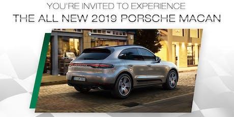 New Porsche Macan Launch Event tickets