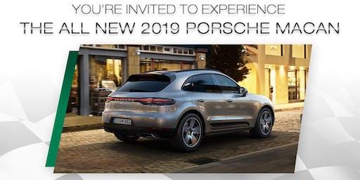 New Porsche Macan Launch Event