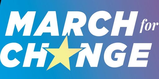 March for Change 20/7/19: coach travel from Norwich (return trip)