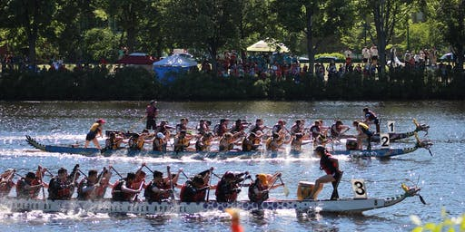 Learn to Dragon Boat with Boston 1