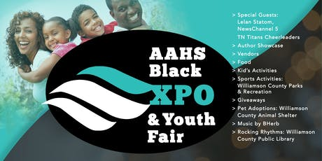 2nd Annual Black EXPO & Youth Fair tickets