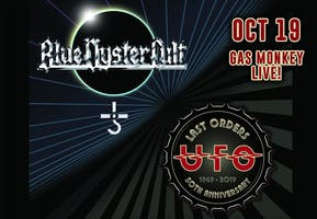 * Blue Oyster Cult + UFO