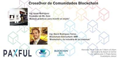 CrossOver de Comunidades Blockchain
