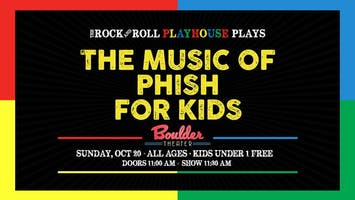 *THE MUSIC OF PHISH FOR KIDS