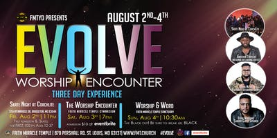 "EVOLVE ""Worship Encounter"""