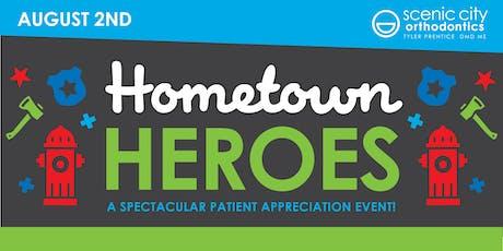 Scenic City Orthodontics Patient Appreciation 2019 tickets
