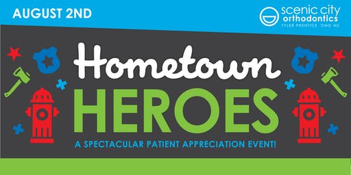 Scenic City Orthodontics Patient Appreciation 2019