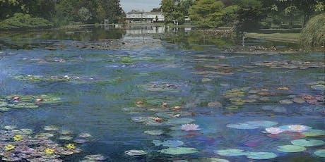 Monet's Burnby Hall Lilies at Pocklington Cricket Club tickets