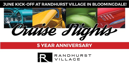 Daily Herald June Cruise Night - NEW LOCATION for Kick-off Show