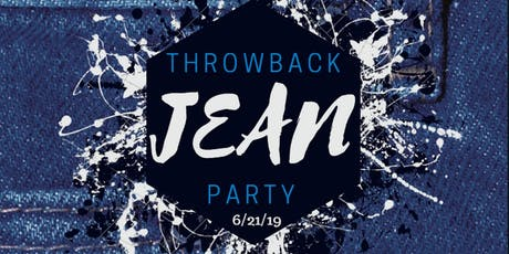 Urban League Throwback Jean Party tickets