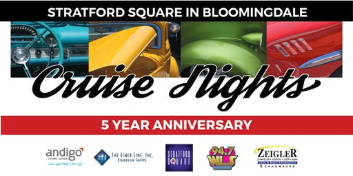 Daily Herald's July Classic Car Cruise Night-Car Registration-STRATFORD SQUARE