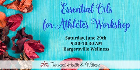 Essential Oils for Athletes  tickets
