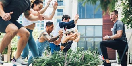 DowntownWPB Wellness Hour - Motivational Mondays tickets