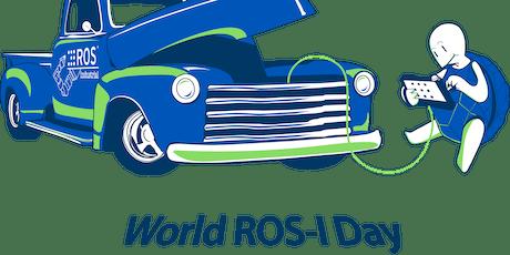 World ROS-I Day 2019 San Antonio tickets