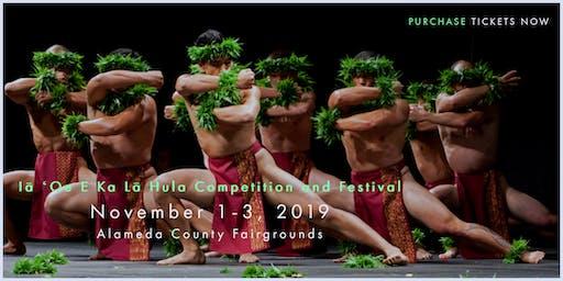 39th Annual Iā ʻOe E Ka Lā Hula Competition & Festival