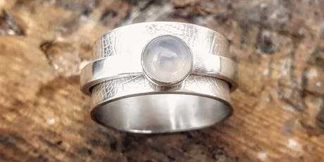 Jewellery & Silversmithing Sessions - 12 week course Thursday Nights tickets