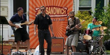 Cycling w/ Jam Sandwich tickets
