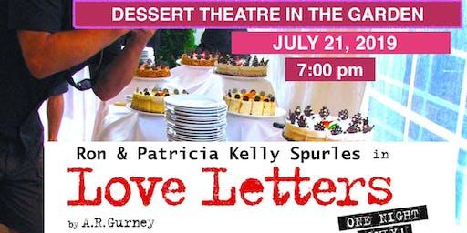Love Letters - Dessert Theatre at Kingsbrae Garden