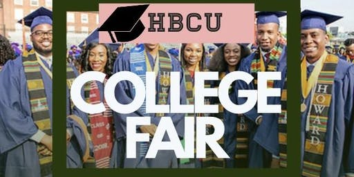 2019 HBCU College Fair (hosted by Delta Mu Omega Chapter of Alpha Kappa Alpha Sorority, Inc.)