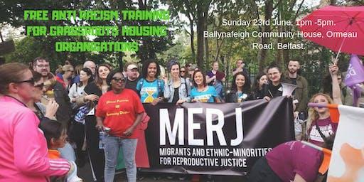 Anti-Racism Training: Grassroots and Community Organizations