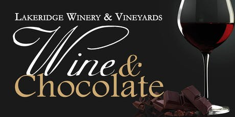 Wine & Chocolate Festival tickets