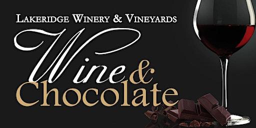 Wine & Chocolate Festival