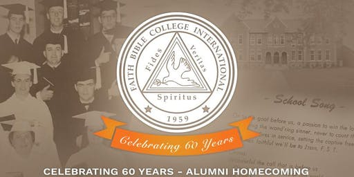 60 Years Celebration - Alumni Homecoming