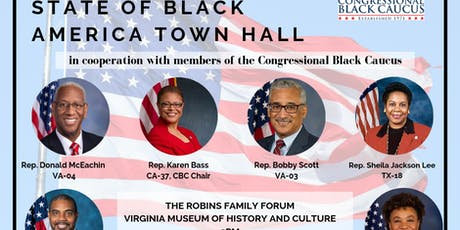 State of Black America Town Hall tickets
