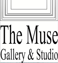 The Muse Gallery  logo