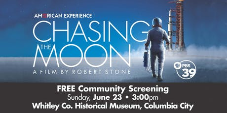 Chasing the Moon Screening tickets